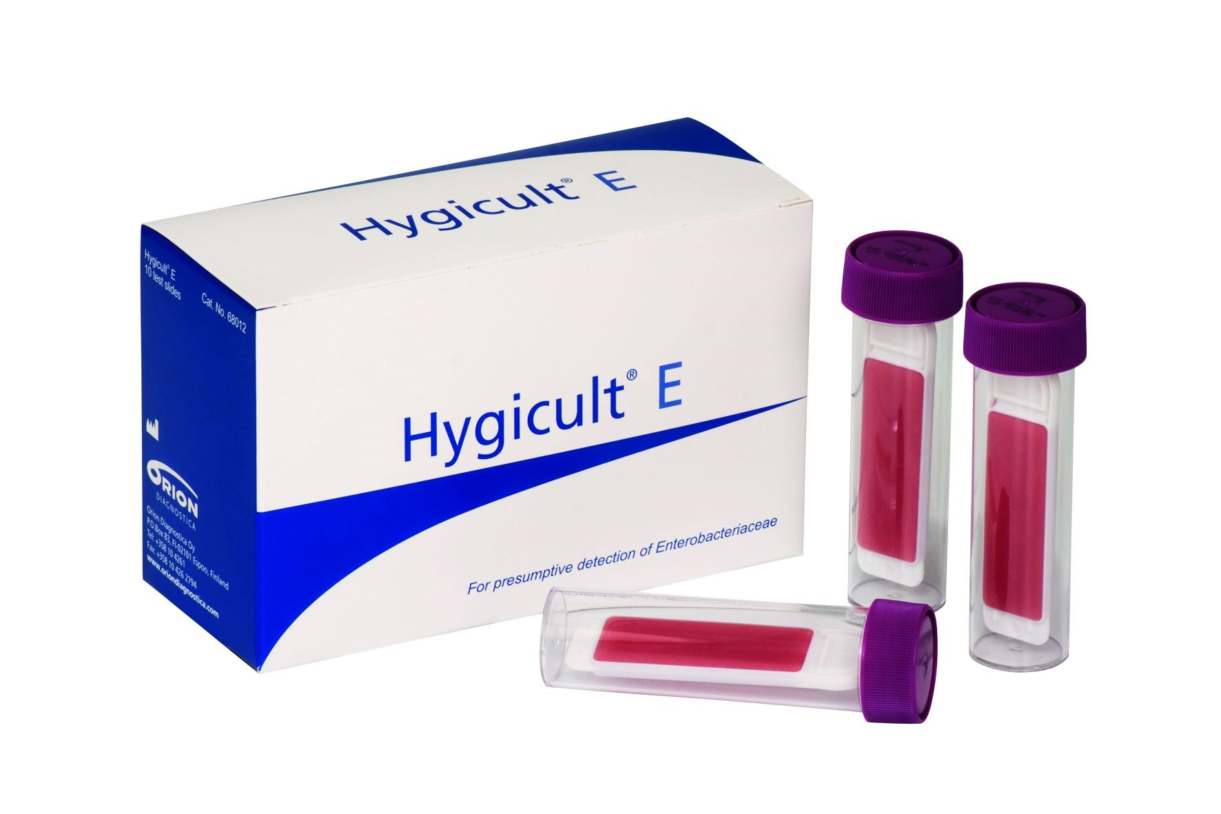Hygicult E for enterobacteriaceae