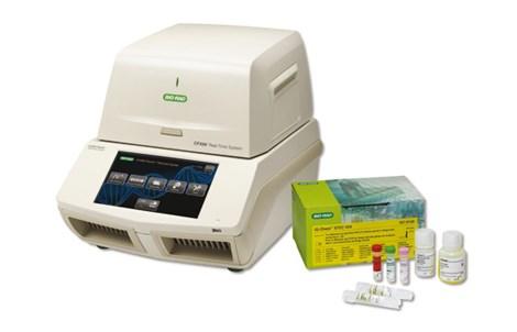 STEC VirX og PCR instrument